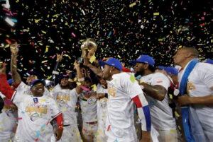 Toros de Herrera Campeón Serie del Caribe 2019